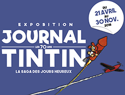 Expo Journal Tintin 2018